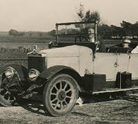 Circa 1920 Standard SLO tourer