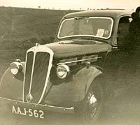 1937 Standard Flying 9