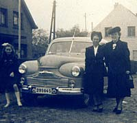 Standard Vanguard Phase One in Belgium