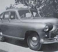 1949 Standard Vanguard