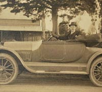 1915 - 1918 Studebaker car