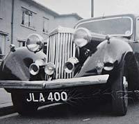 1947 Sunbeam Talbot 10