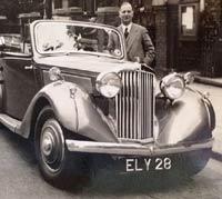 1937 Sunbeam-Talbot DHC