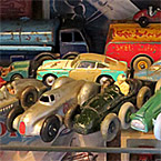 My old Dinky toy cars and lorries