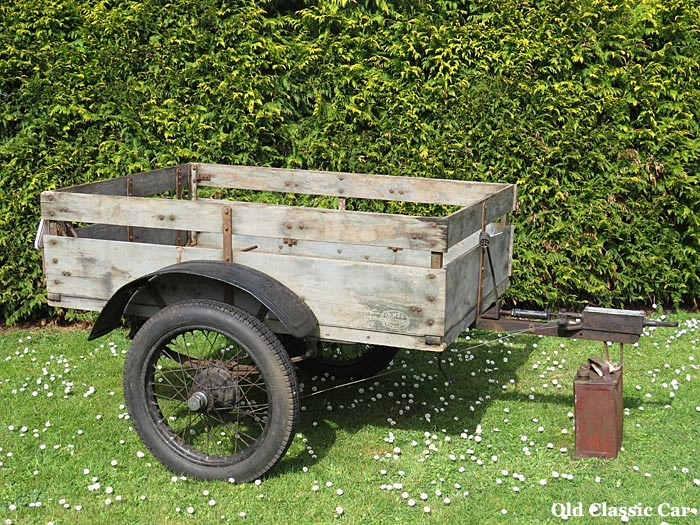 1920s Eccles trailer