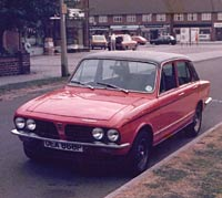 The day the Dolomite Sprint was sold