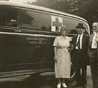 WW2 Chevrolet ambulance