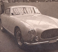 250 GT Europa at Turin