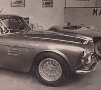 Maserati A6G Allemano