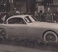 Talbot-Lago Sport 2500 Coupe