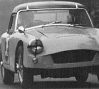 Turner sportscar
