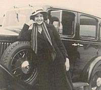 1934 Vauxhall car