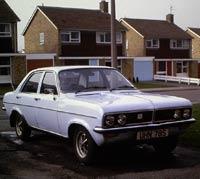 Vauxhall Viva HC front view