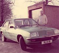 Vauxhall Cavalier Mk1 in green