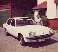 1980 Cavalier Mk1 front view