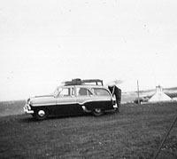 Vauxhall Velox camper