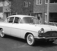 1961 Vauxhall PA Cresta