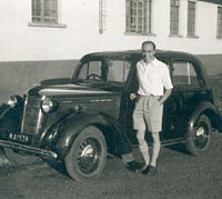A Vauxhall 10 in Uganda