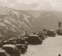Edelweisspitze in the 1930s
