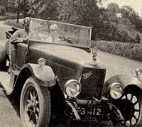 A late 1920s Star tourer
