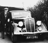 Wolseley 12 car