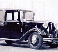 A Wolseley 16hp