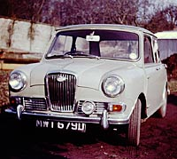 Wolseley Hornet front view