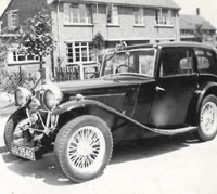 Wolseley Hornet Special Coupe