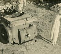1932 Hornet Special car