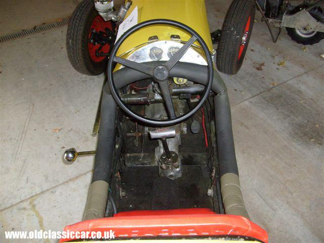 Tq enano crosley engine