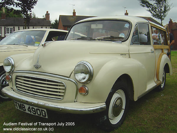 Minor Traveller built by Morris