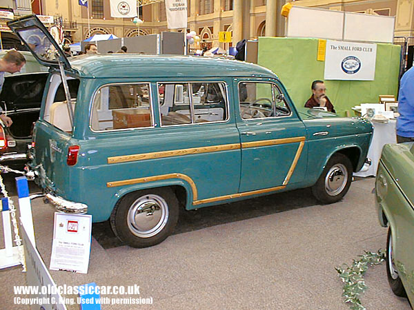 Ford 100E Squire picture.