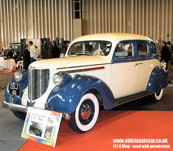Chrysler Royal C18 In White And Blue Photograph (49 Of 114