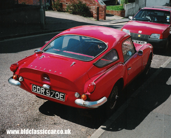 red triumph spitfire ashley gt picture (26 of 105)