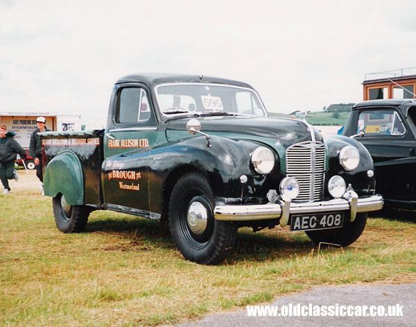 Austin A70 Pickup picture.