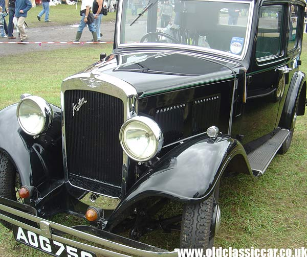 Old Austin  10/4 at oldclassiccar.