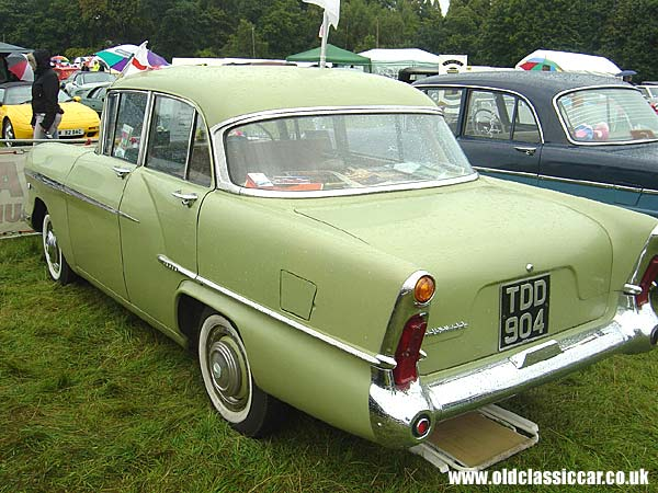 Photo of Vauxhall Victor F Type at oldclassiccar.