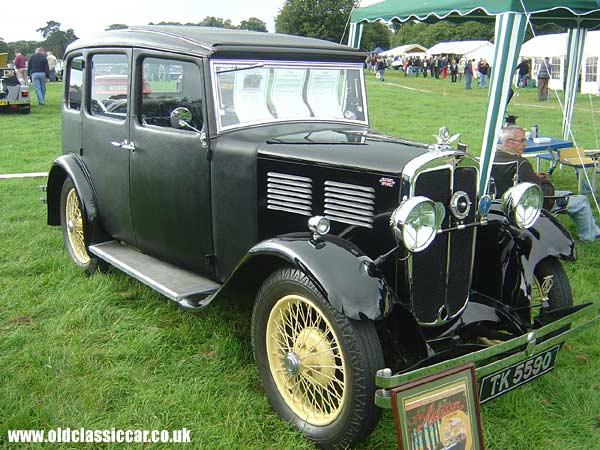 Photo of Standard Big Nine at oldclassiccar.