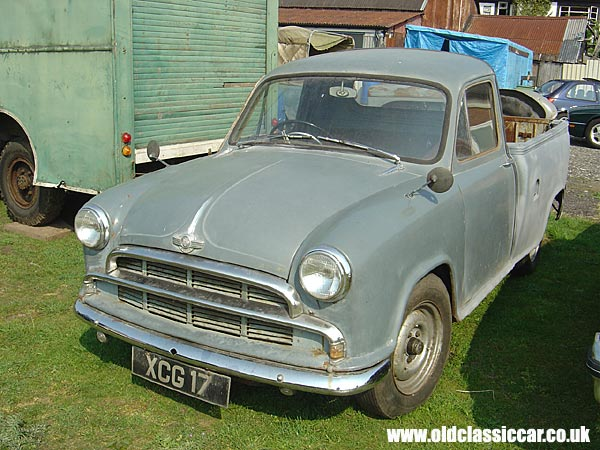Photo of Morris Cowley Pickup