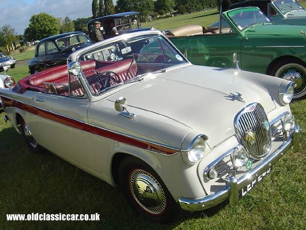 Was 584 1963 Singer Gazelle