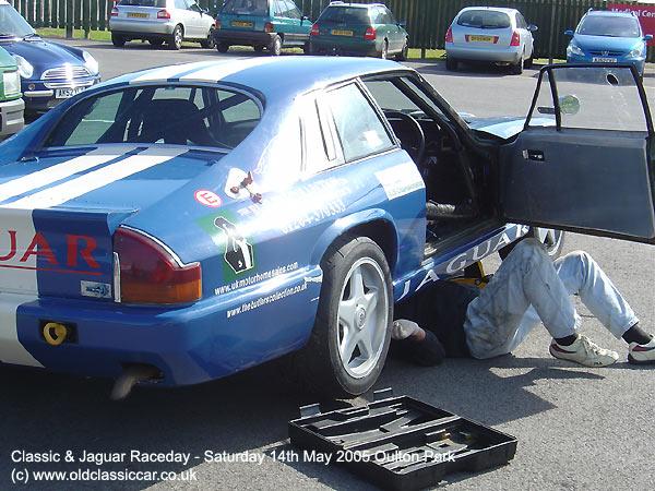 XJS From Jaguar