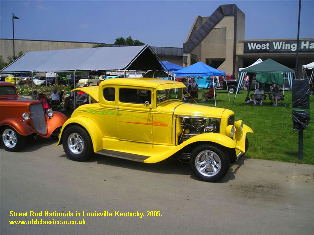 1932 Ford Hot Rod. 1932? Ford