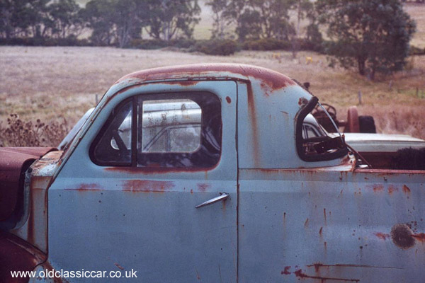 Picture of A40 Devon Ute from Austin