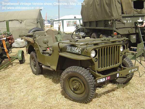Army from Jeep