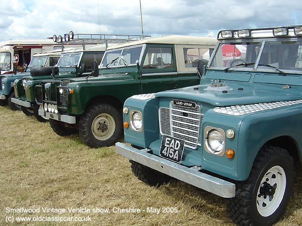 Series 3 from Land Rover