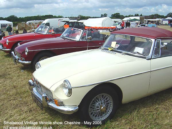 MGB from MG