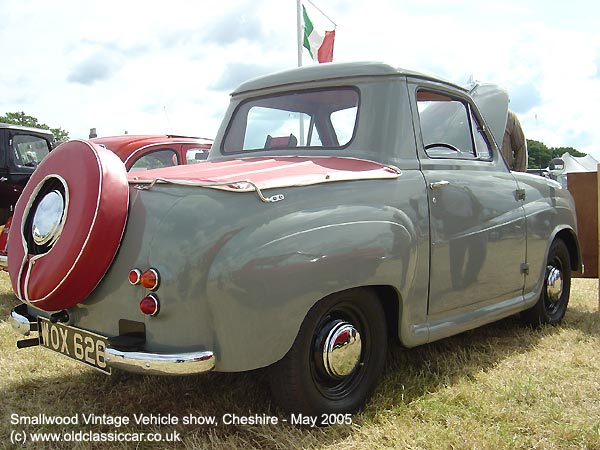 A35 Pickup from Austin