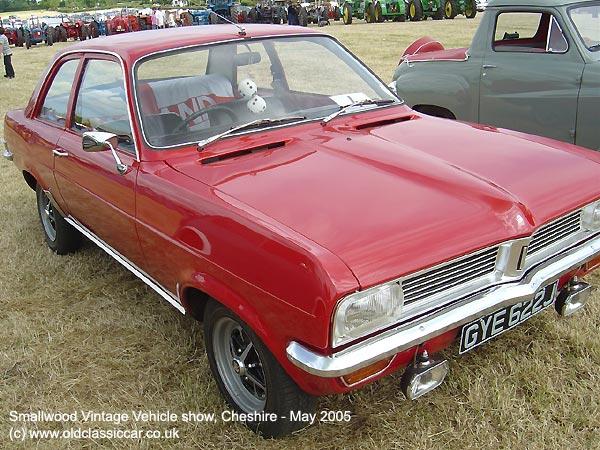 Viva from Vauxhall