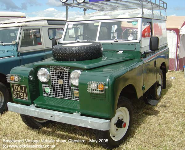 Short wheelbase from Land Rover
