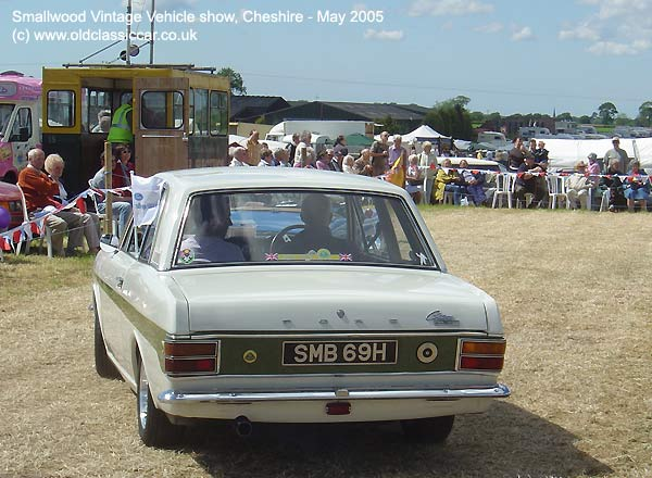 Cortina Lotus Mk2 from Ford